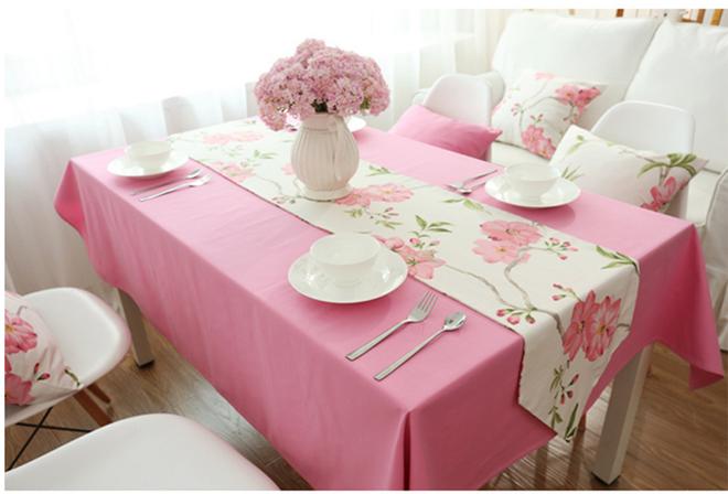 Làm mới bàn ăn gia đình bằng những chiếc khăn trải bàn siêu xinh - Nhà Đẹp Số (6)