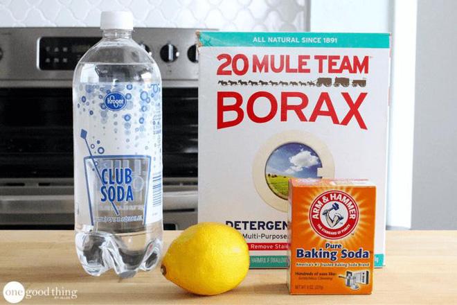 Mách chị em mẹo làm sạch tủ lạnh trong 5 phút - Nhà Đẹp Số (2)