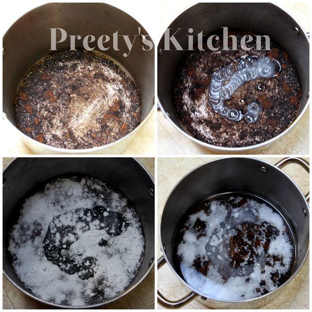 Mẹo rửa sạch xoong nồi cháy hiệu quả bằng baking soda - Nhà Đẹp Số (1)