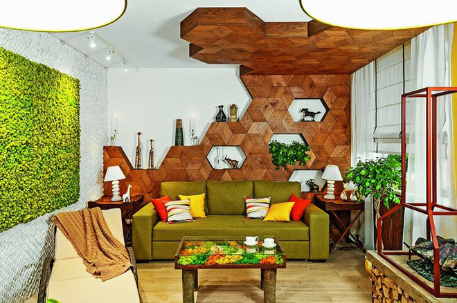 Impressive Wood Ceiling Decorations - Beautiful Home (1)