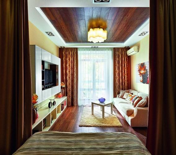 Những cách trang trí trần nhà bằng gỗ ấn tượng - Nhà Đẹp Số (3)