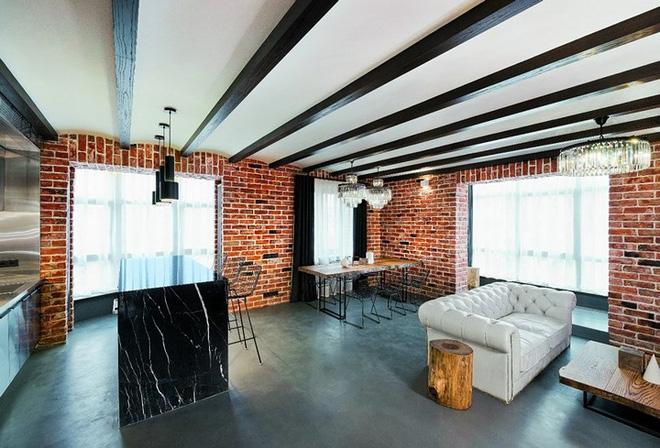 Những cách trang trí trần nhà bằng gỗ ấn tượng - Nhà Đẹp Số (6)
