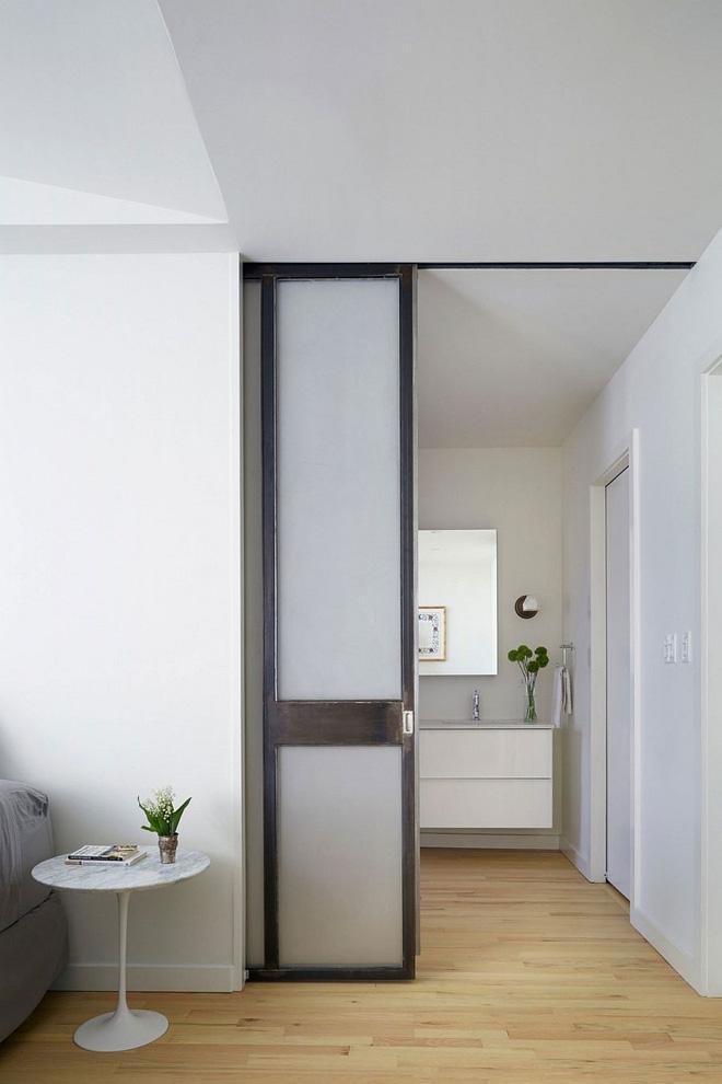 Những thiết kế cửa kéo giúp tiết kiệm diện tích cho không gian nhà chật - Nhà Đẹp Số (1)