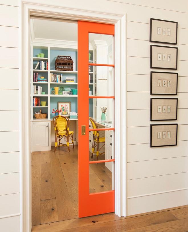 Những thiết kế cửa kéo giúp tiết kiệm diện tích cho không gian nhà chật - Nhà Đẹp Số (10)