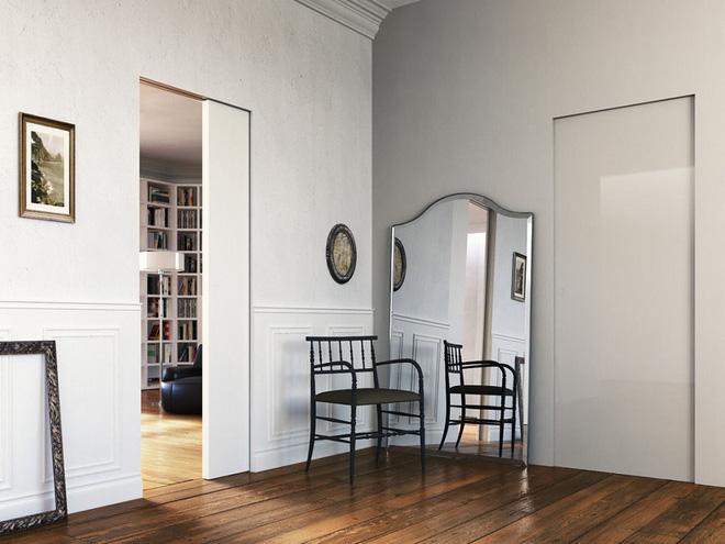 Những thiết kế cửa kéo giúp tiết kiệm diện tích cho không gian nhà chật - Nhà Đẹp Số (6)