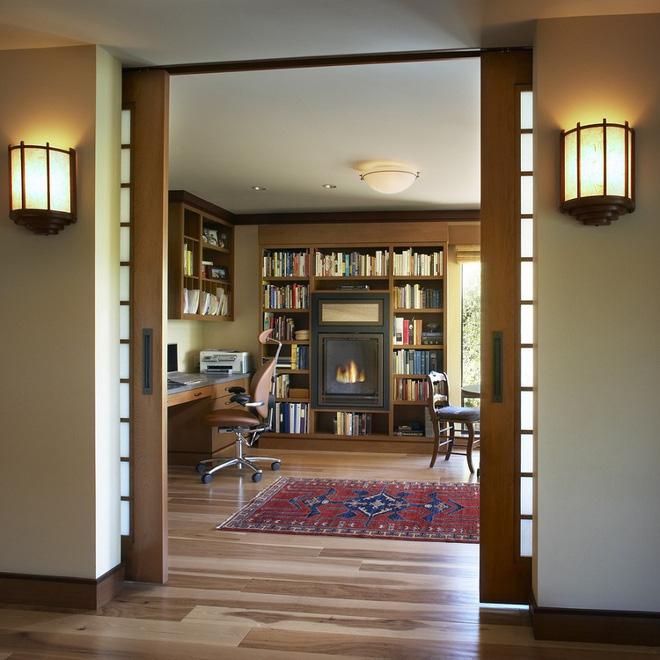 Những thiết kế cửa kéo giúp tiết kiệm diện tích cho không gian nhà chật - Nhà Đẹp Số (7)