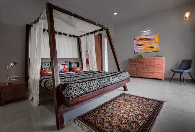 Những thiết kế phòng ngủ theo phong cách Á Đông bình yên tuyệt đối - Nhà Đẹp Số (1)