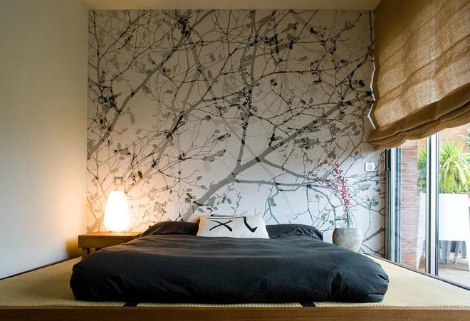 Những thiết kế phòng ngủ theo phong cách Á Đông bình yên tuyệt đối - Nhà Đẹp Số (2)