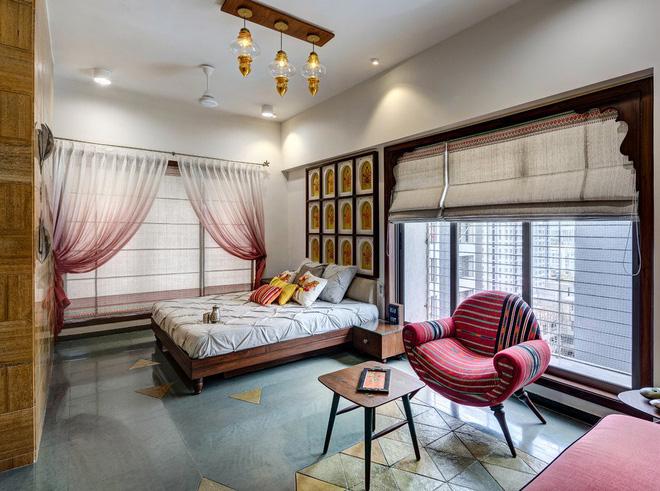 Những thiết kế phòng ngủ theo phong cách Á Đông bình yên tuyệt đối - Nhà Đẹp Số (5)