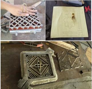 Quy trình sản xuất gạch bông - Nhà Đẹp Số (1)