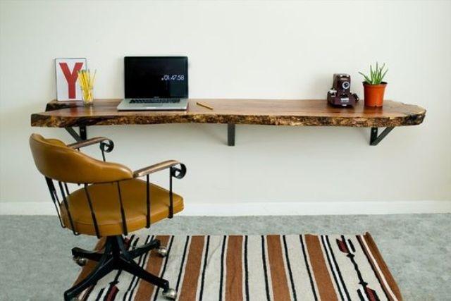 Ý tưởng thiết kế bàn làm việc dù diện tích chỉ vài m2 - Nhà Đẹp Số (11)