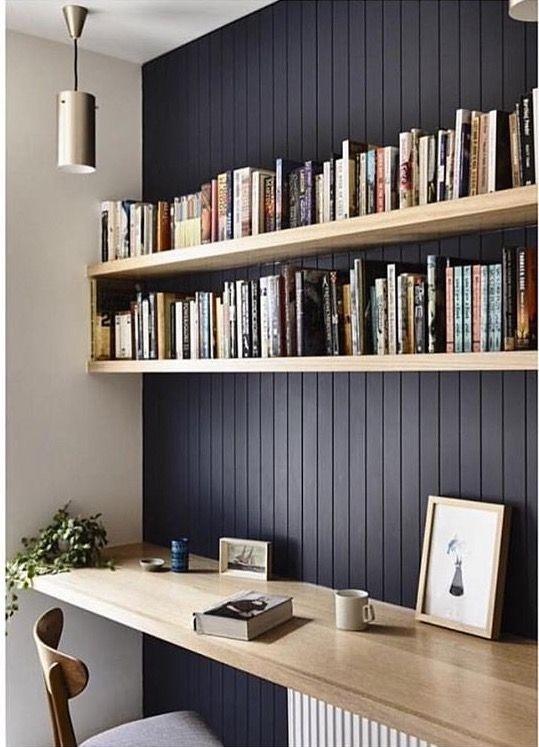 Ý tưởng thiết kế bàn làm việc dù diện tích chỉ vài m2 - Nhà Đẹp Số (5)