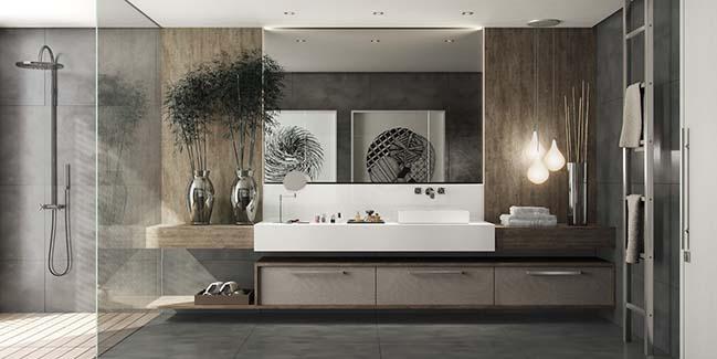 10 mẫu phòng tắm phong cách hiện đại khiến ai cũng ngẩn ngơ khi bước vào - Nhà Đẹp Số (1)