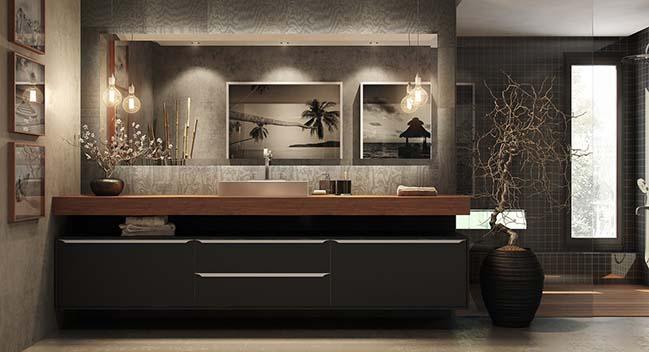 10 mẫu phòng tắm phong cách hiện đại khiến ai cũng ngẩn ngơ khi bước vào - Nhà Đẹp Số (2)