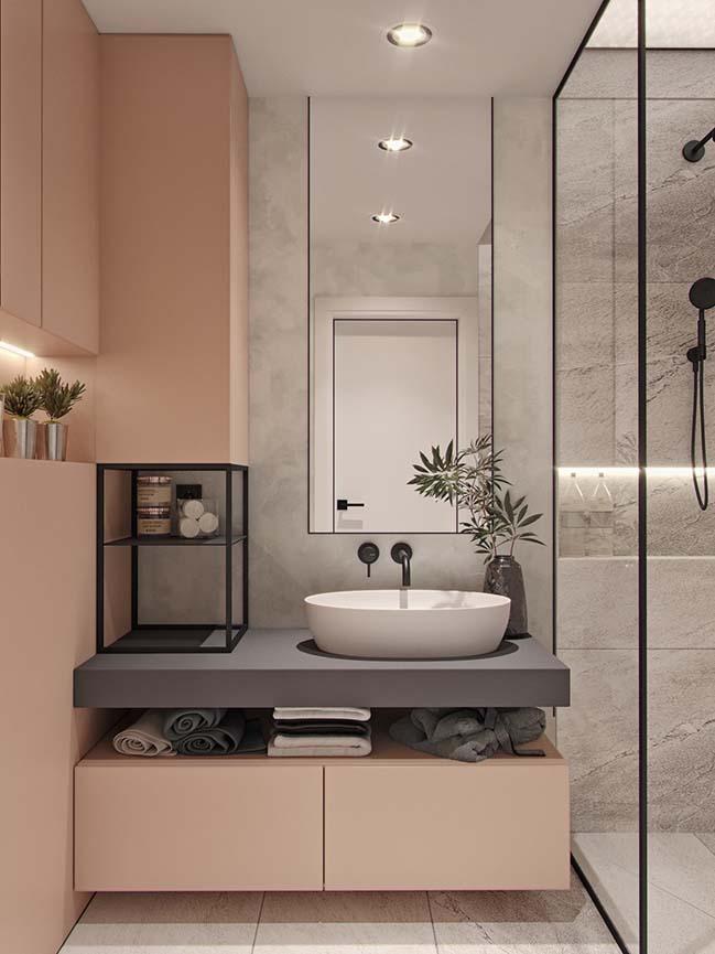 10 mẫu phòng tắm phong cách hiện đại khiến ai cũng ngẩn ngơ khi bước vào - Nhà Đẹp Số (9)