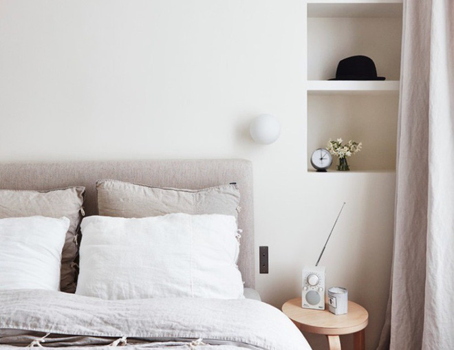 10 tuyệt chiêu giúp không gian phòng ngủ nhỏ trở nên rộng rãi bất ngờ - Nhà Đẹp Số (10)