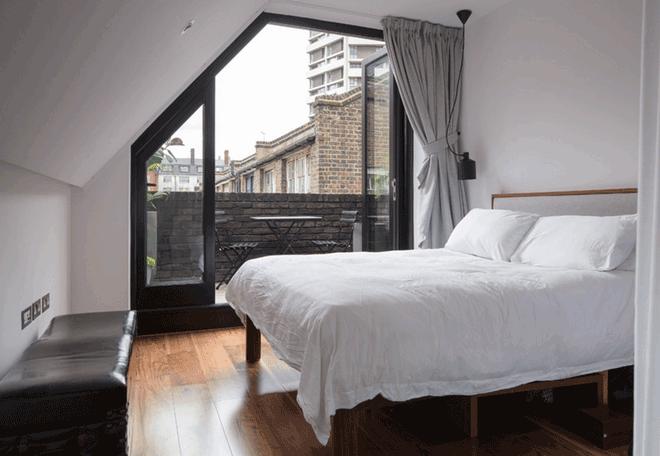 10 tuyệt chiêu giúp không gian phòng ngủ nhỏ trở nên rộng rãi bất ngờ - Nhà Đẹp Số (3)