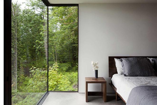 10 tuyệt chiêu giúp không gian phòng ngủ nhỏ trở nên rộng rãi bất ngờ - Nhà Đẹp Số (4)