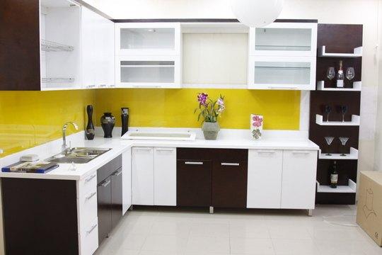 5 chất liệu tủ bếp phổ biến - Nhà Đẹp Số (3)