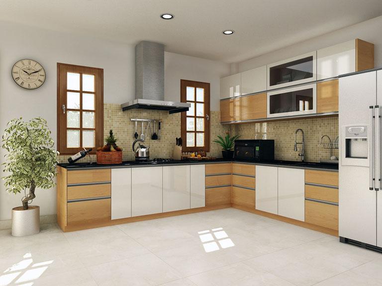 5 chất liệu tủ bếp phổ biến - Nhà Đẹp Số (4)