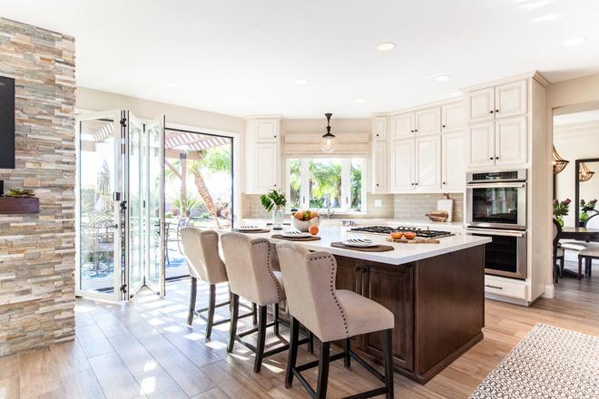 Các thiết kế phòng bếp theo phong cách Địa Trung Hải khiến bạn yêu từ cái nhìn đầu tiên - Nhà Đẹp Số (11)