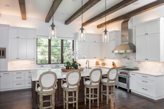 Các thiết kế phòng bếp theo phong cách Địa Trung Hải khiến bạn yêu từ cái nhìn đầu tiên - Nhà Đẹp Số (3)