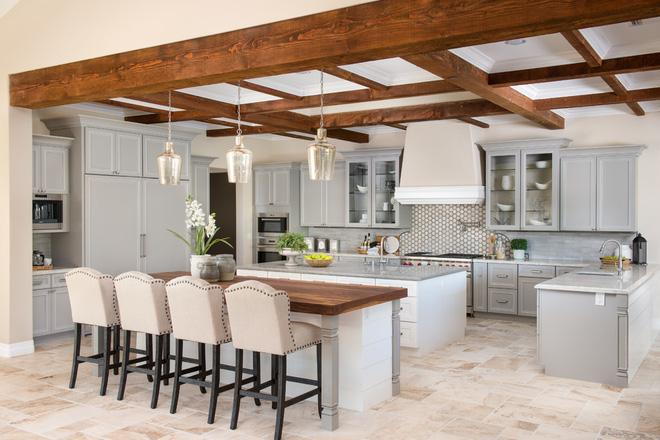 Các thiết kế phòng bếp theo phong cách Địa Trung Hải khiến bạn yêu từ cái nhìn đầu tiên - Nhà Đẹp Số (4)
