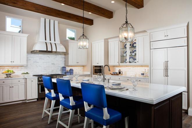 Các thiết kế phòng bếp theo phong cách Địa Trung Hải khiến bạn yêu từ cái nhìn đầu tiên - Nhà Đẹp Số (5)