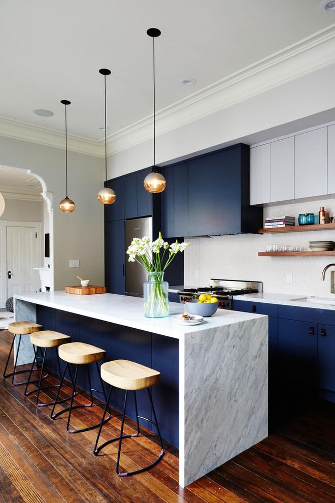 Đá cẩm thạch: chất liệu trang trí phòng bếp đẹp hiện đại và tinh tế - Nhà Đẹp Số (2)