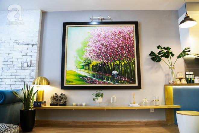 Không gian căn hộ 76 m2 xinh xắn như homestay ở Hà Nội - Nhà Đẹp Số (4)