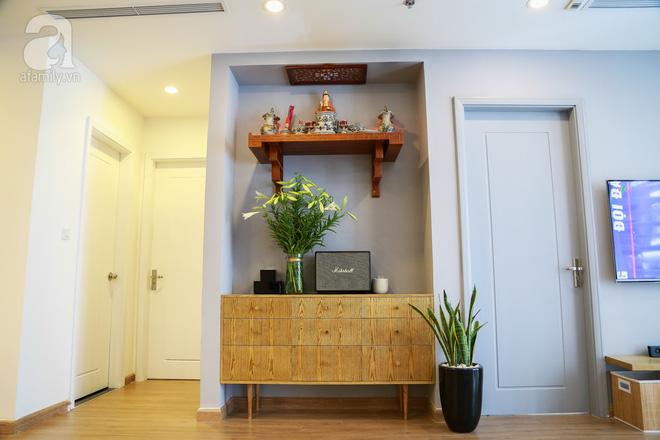 Không gian căn hộ 76 m2 xinh xắn như homestay ở Hà Nội - Nhà Đẹp Số (5)