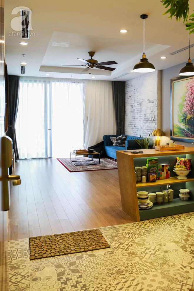 Không gian căn hộ 76 m2 xinh xắn như homestay ở Hà Nội - Nhà Đẹp Số (7)