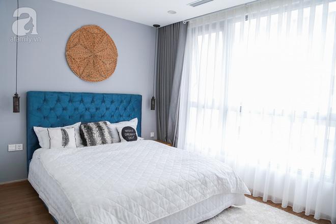 Không gian căn hộ 76 m2 xinh xắn như homestay ở Hà Nội - Nhà Đẹp Số (9)