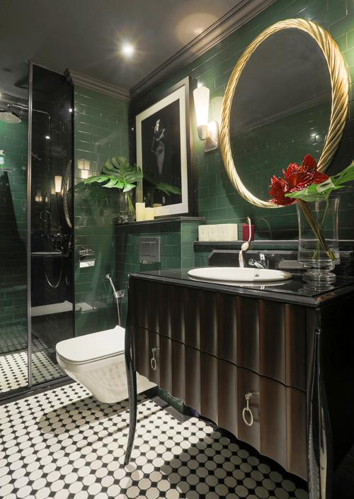 Không gian căn hộ nhỏ nhưng vẫn ấm cúng của nhà thiết kế nội thất Sài thành - Nhà Đẹp Số (10)