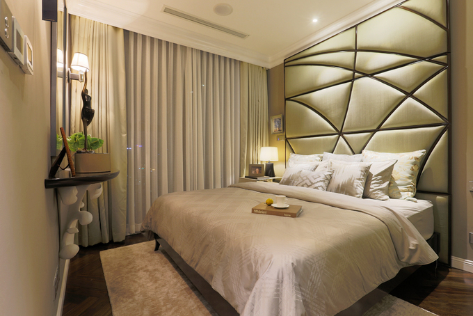 Không gian căn hộ nhỏ nhưng vẫn ấm cúng của nhà thiết kế nội thất Sài thành - Nhà Đẹp Số (8)