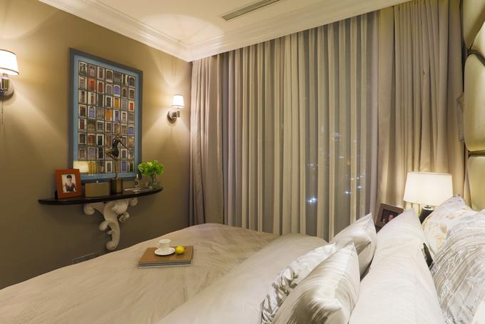 Không gian căn hộ nhỏ nhưng vẫn ấm cúng của nhà thiết kế nội thất Sài thành - Nhà Đẹp Số (9)