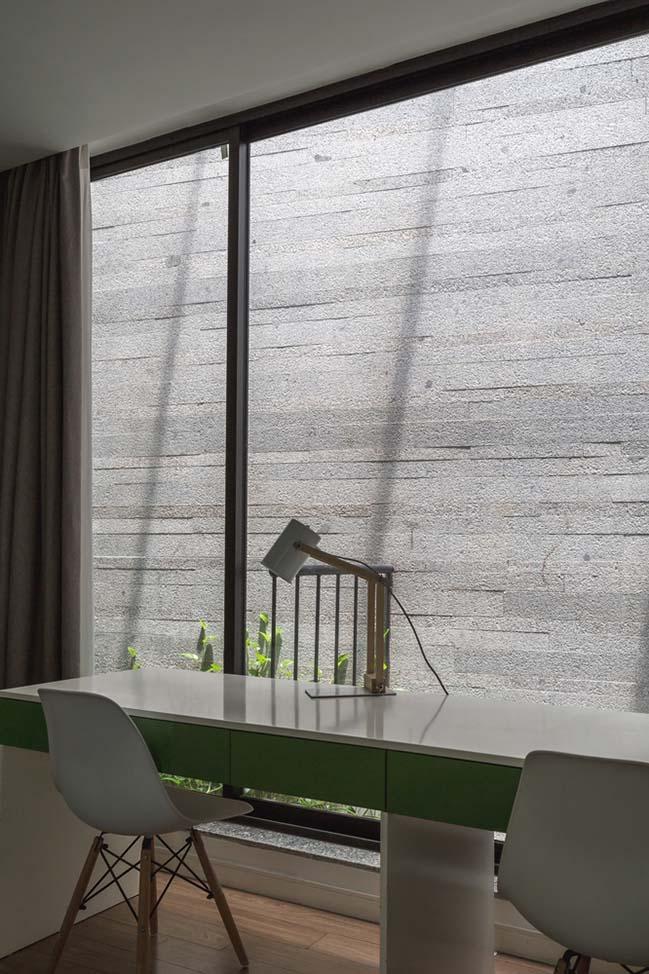 Không gian nhà phố ngập tràn cây xanh ở Hà Nội - Nhà Đẹp Số (21)