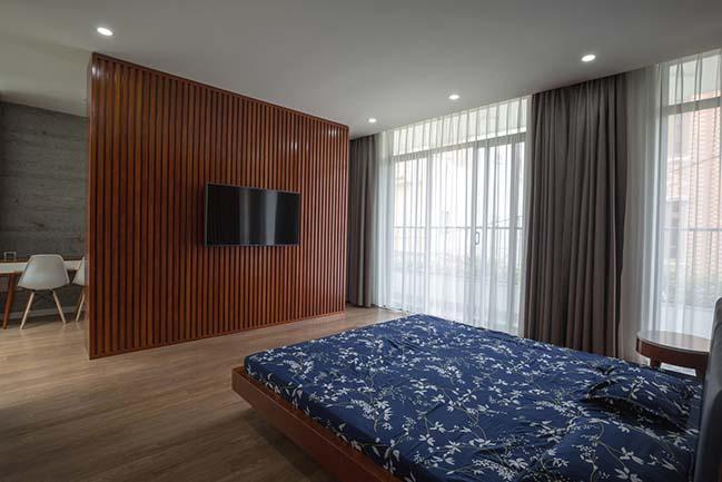 Không gian nhà phố ngập tràn cây xanh ở Hà Nội - Nhà Đẹp Số (24)