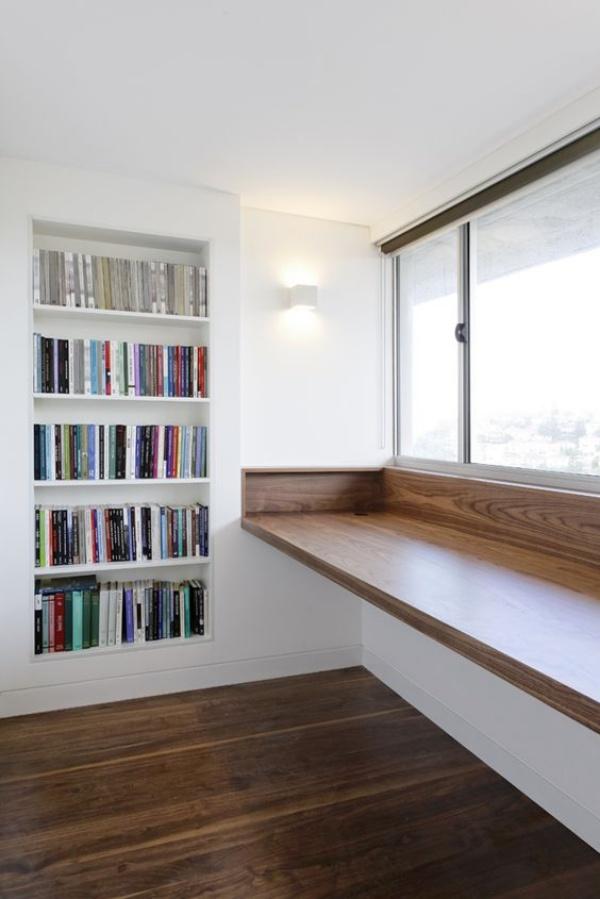 Mê mẩn những góc làm việc đẹp lung linh bên cửa sổ - Nhà Đẹp Số (10)