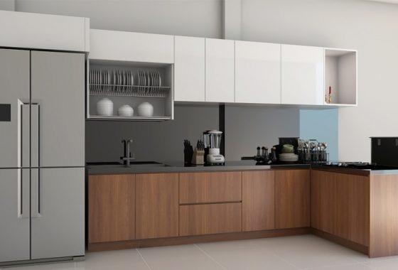 Những đặc điểm cơ bản của tủ bếp gia đình - Nhà Đẹp Số (1)