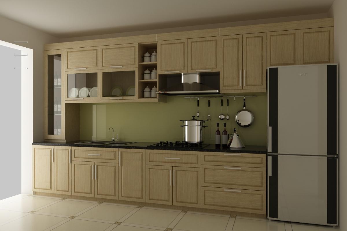 Những đặc điểm cơ bản của tủ bếp gia đình - Nhà Đẹp Số (2)