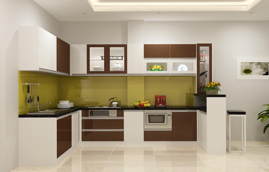 Những đặc điểm cơ bản của tủ bếp gia đình - Nhà Đẹp Số (5)
