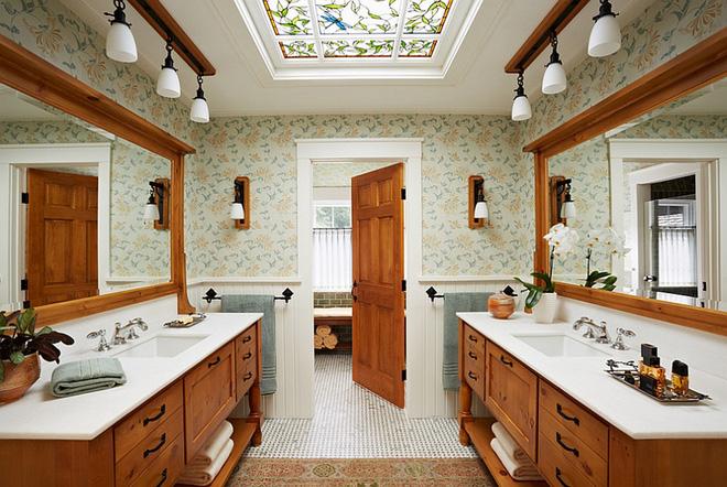 Những mẫu phòng tắm gác mái đẹp ngây ngất ai cũng ao ước sở hữu - Nhà Đẹp Số (5)
