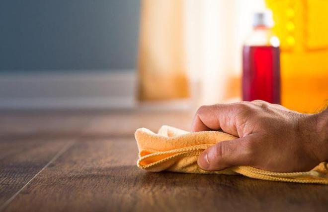 Sàn nhà sạch bong nhờ các mẹo vặt đơn giản ai cũng làm được - Nhà Đẹp Số (4)