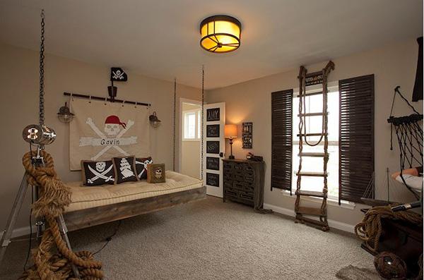 20 ý tưởng thiết kế phòng ngủ bé trai không thể xuất sắc hơn - Nhà Đẹp Số (13)