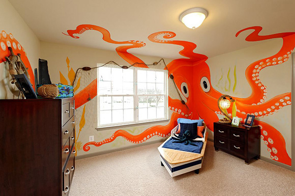 20 ý tưởng thiết kế phòng ngủ bé trai không thể xuất sắc hơn - Nhà Đẹp Số (14)