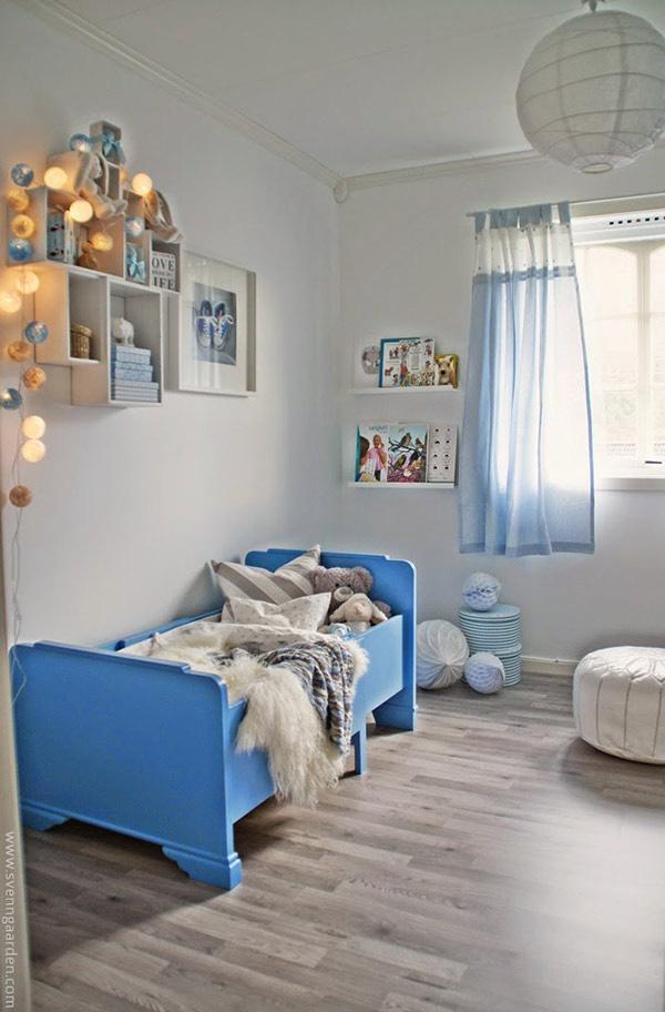 20 ý tưởng thiết kế phòng ngủ bé trai không thể xuất sắc hơn - Nhà Đẹp Số (15)