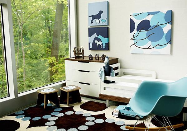 20 ý tưởng thiết kế phòng ngủ bé trai không thể xuất sắc hơn - Nhà Đẹp Số (16)