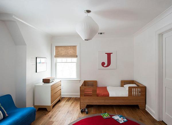 20 ý tưởng thiết kế phòng ngủ bé trai không thể xuất sắc hơn - Nhà Đẹp Số (17)