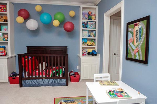 20 ý tưởng thiết kế phòng ngủ bé trai không thể xuất sắc hơn - Nhà Đẹp Số (2)